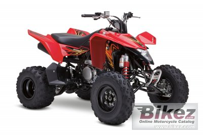 2009 Suzuki QuadSport Z400 Limited