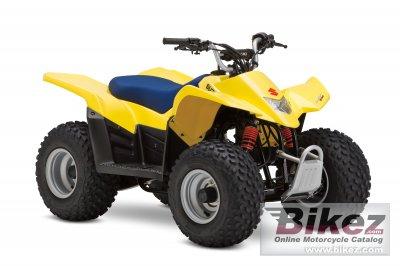 2009 Suzuki QuadSport Z50