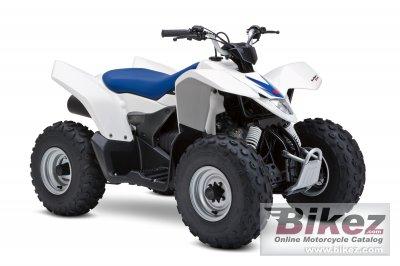 2009 Suzuki QuadSport Z90