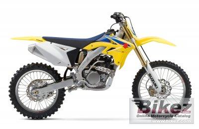 2009 Suzuki RM-Z250