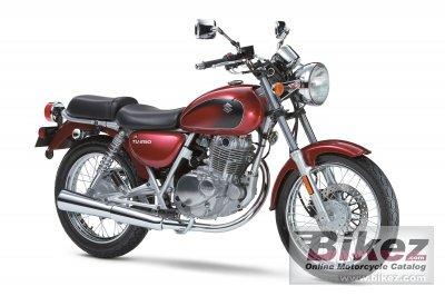 2009 Suzuki TU250