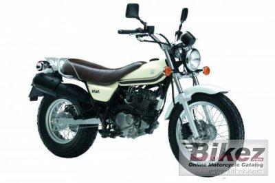 2009 Suzuki VanVan 125