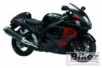 2010 Suzuki Hayabusa photo