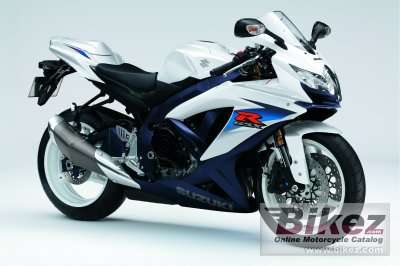 2010 Suzuki GSX-R600 photo