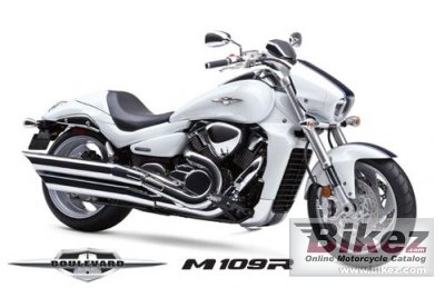 2010 Suzuki Boulevard M109R Limited Edition photo
