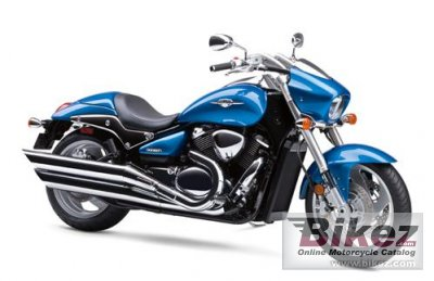 2010 Suzuki Boulevard M90 photo