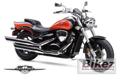 2010 Suzuki Boulevard M50 Special Edition photo