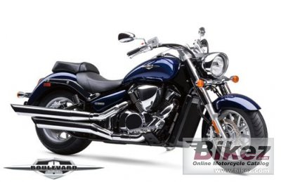 2010 Suzuki Boulevard C109R photo