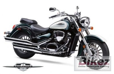 2010 Suzuki Boulevard C50 Special Edition photo