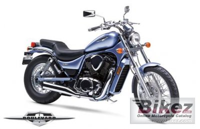 2010 Suzuki Boulevard S50 photo