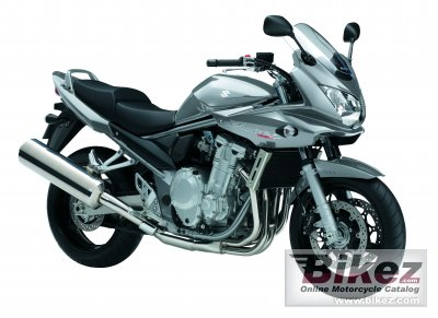 2010 Suzuki Bandit 1250S photo