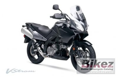 2010 Suzuki V-Strom 1000 photo