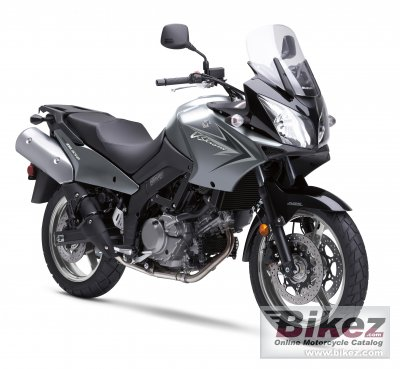 2010 Suzuki V-Strom 650 ABS photo