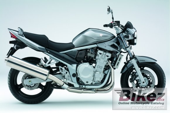 2010 Suzuki Bandit GSF650 photo