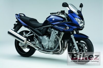2010 Suzuki Bandit GSF650S photo