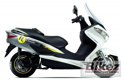 2010 Suzuki Burgman Fuel Cell photo