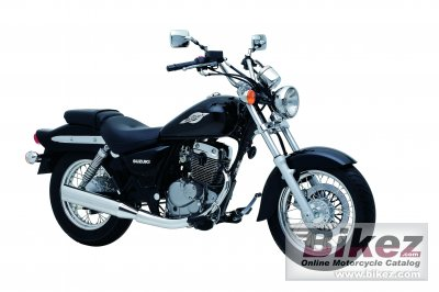 2010 Suzuki Marauder GZ125 photo