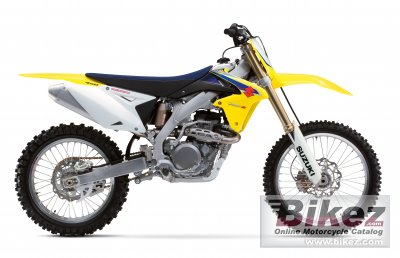 2010 Suzuki RMZ 450 photo