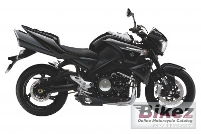 2010 Suzuki B-King ABS