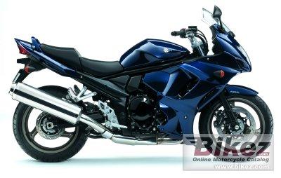 2010 Suzuki Bandit 1250F ABS