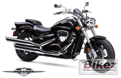 2010 Suzuki Boulevard M50 specifications and pictures