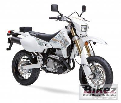 2010 Suzuki DR-Z400SM