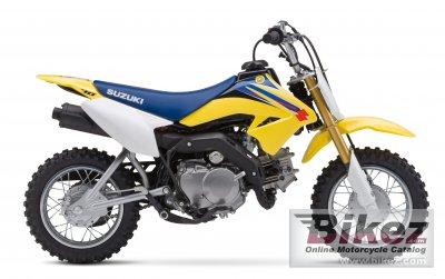 2010 Suzuki DR-Z70