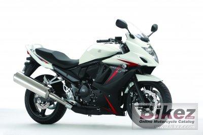 2010 Suzuki GSX650F