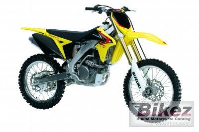 2010 Suzuki RM-Z250
