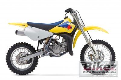 2010 Suzuki RM85