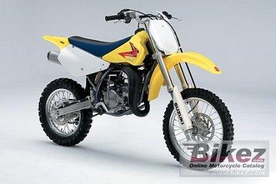 2010 Suzuki RM85L