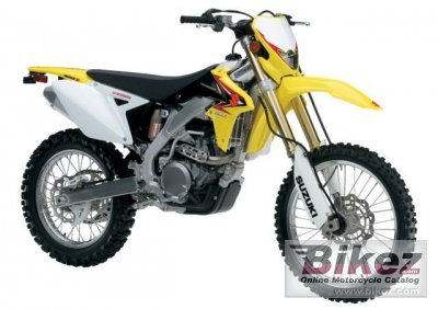 2010 Suzuki RMX450Z