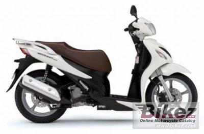 2010 Suzuki Sixteen 150