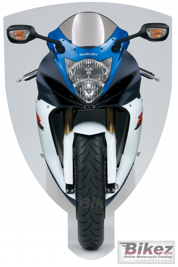 2011 Suzuki GSX-R750 photo