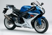 2011 Suzuki GSX-R600 photo