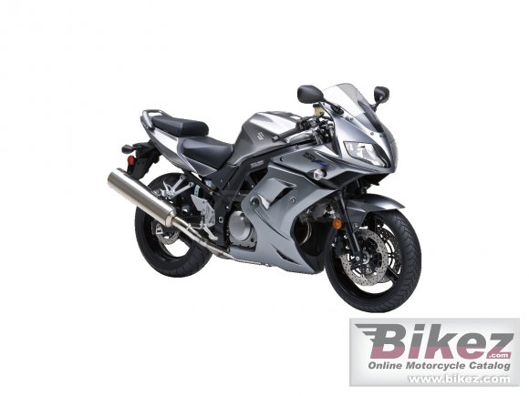 2011 Suzuki SV650SF ABS photo