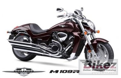 2011 Suzuki Boulevard M109R2 photo