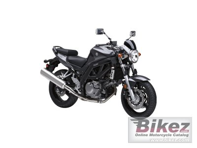 2011 Suzuki SV650 ABS photo
