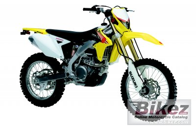 2011 Suzuki RMX450Z photo