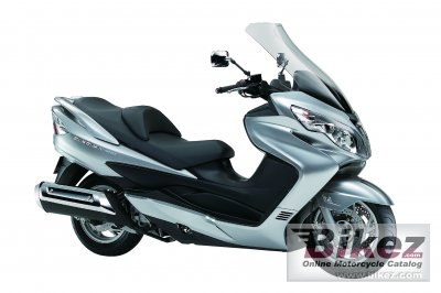 2011 Suzuki Burgman 400 photo