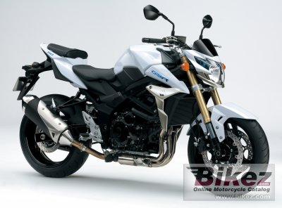 2011 Suzuki GSR 750 photo