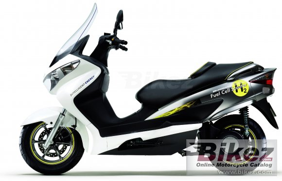 2011 Suzuki Burgman Fuel Cell