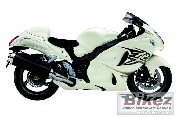 2011 Suzuki Hayabusa GSX-R 1300 photo