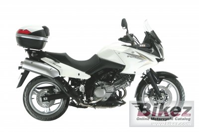 2011 Suzuki V-Strom 650 Traveller photo
