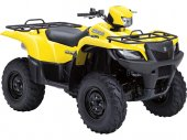 2011 Suzuki KingQuad 750AXi photo