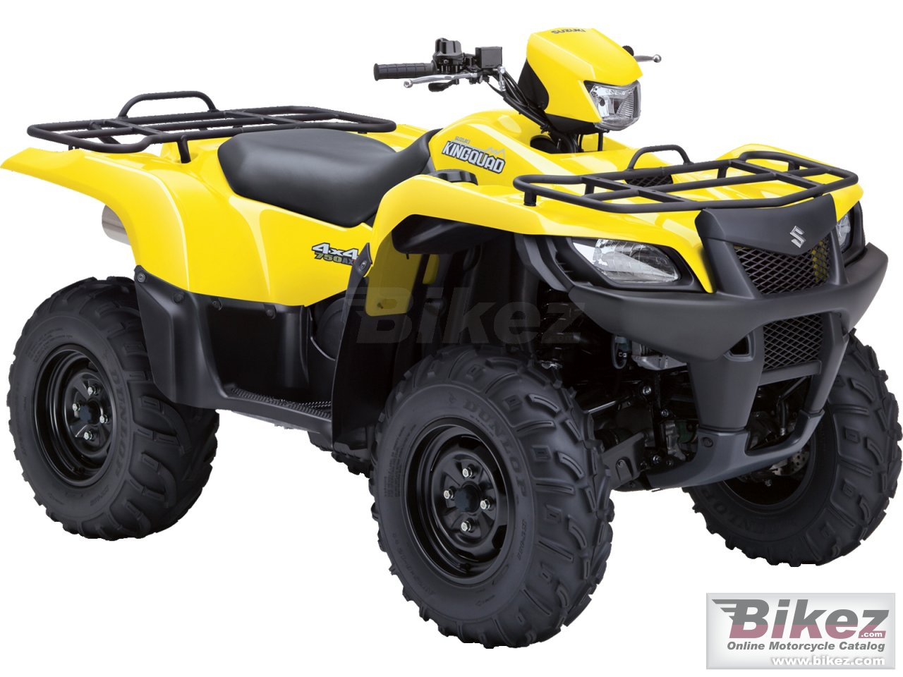 Big Suzuki kingquad 750axi picture and wallpaper from Bikez.com