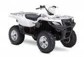 2011 Suzuki KingQuad 500AXi photo