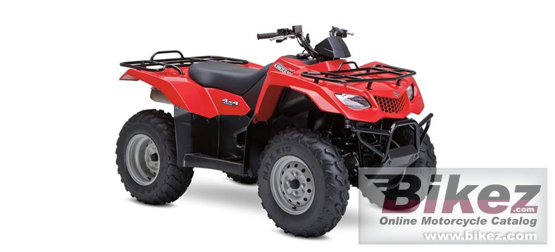 Big Suzuki kingquad 400fsi picture and wallpaper from Bikez.com