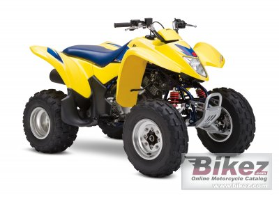 2011 Suzuki QuadSport Z250 photo