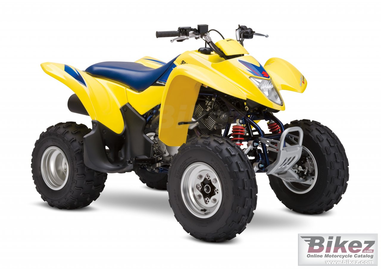 Big Suzuki quadsport z250 picture and wallpaper from Bikez.com